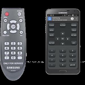 Samsung Service Remote Control